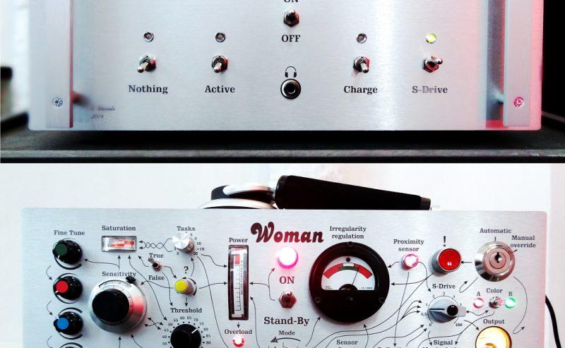 Man / Woman Machines